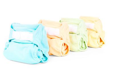 Pañales ecológicos para bebés